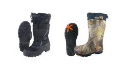 Зимняя обувь для рыбалки и охоты