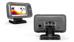 Эхолот Lowrance HOOK2-4X GPS Bullet Skimmer