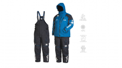 Kостюм демисезонный Norfin VERITY Limited Edition Blue до -10°C