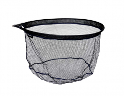 Голова подсака Flagman Plastic Oval Net Head 60x50 см, ячейка 5х5 мм