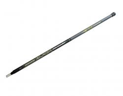 Ручка подсака телескопическая Flagman Magnum Black Tele 3 м (3 секции)