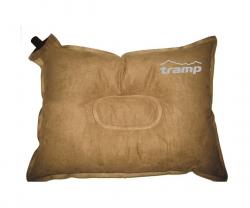 Подушка самонадувающаяся TRAMP Комфорт Плюс 43х34х8,5 см