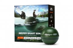 Эхолот Deeper CHIRP Plus (WiFi + GPS)