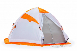 Зимняя палатка ЛОТОС 3 ORANGE