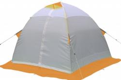 Зимняя палатка ЛОТОС 3 ЭКО ORANGE