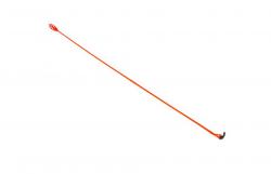 Сторожок Levsha Whisker mono Click 40 см, 0,25-1,0 гр, посадочный диаметр коннектора 1,5 мм и 2 мм.