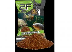 Прикормка 2F Линь-Карась коричневый 1 кг.