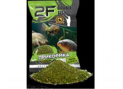 Прикормка 2F Линь-Карась зеленый 1 кг.
