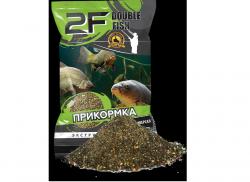 Прикормка 2F Универсал черный 1 кг.