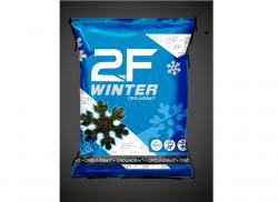 Прикормка зимняя 2F Лещ Зима 600 гр.