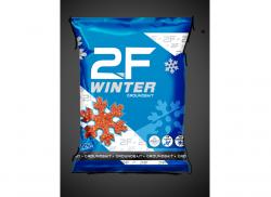 Прикормка зимняя 2F Лещ Зима Мотыль 600 гр.