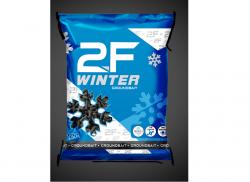 Прикормка зимняя 2F Лещ Зима Мотыль гранулированная 500 гр.