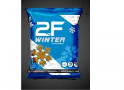 Прикормка зимняя 2F Универсал Зима Манная крупа 600 гр.