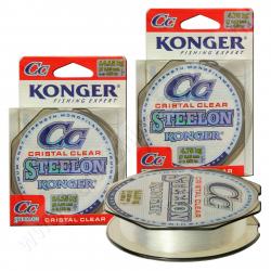 Леска Konger Steelon СC Cristal Clear 150 метров