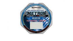 Леска зимняя Konger Metron Specialist Blue Ice 50 метров