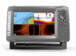Эхолот Lowrance HOOK2-7 TRIPLESHOT GPS