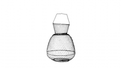 Садок металлический Salmo 55х37х37 см.