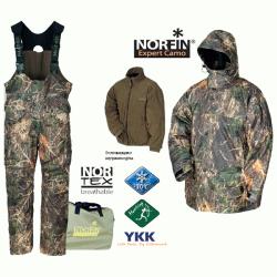 Костюм зимний Norfin Expert Camo до - 20°C