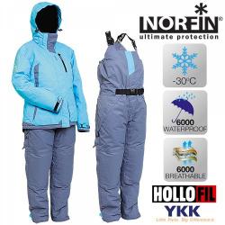 Костюм зимний женский Norfin Snowflake 2 до - 25°C