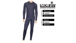 Термобельё Norfin COTTON LINE NAVY