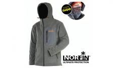 Джемпер флисовый Norfin ONYX + бафф в подарок