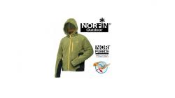 Куртка флисовая Norfin Outdoor, дышащая