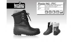 Ботинки зимние Lemigo Pionier 942 до - 30°C