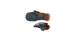 Перчатки-варежки Norfin AURORA ветрозащитные отстегивающиеся