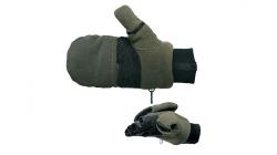 Перчатки-варежки Norfin MAGNET отстёгивающиеся с магнитом