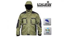 Kуртка Norfin PEAK GREEN дышащая