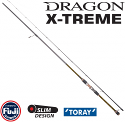 Спиннинг Dragon X-Treme Spinn 25, 250 (5-25)